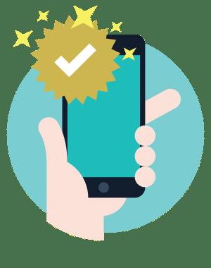 Get Rewards on th Satellite App