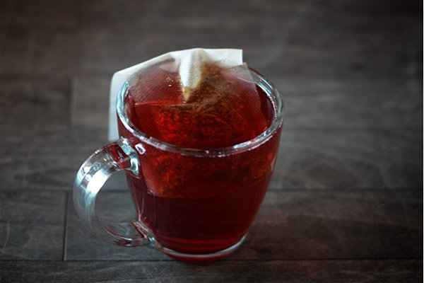 Red Rescue Hot Tea Drink