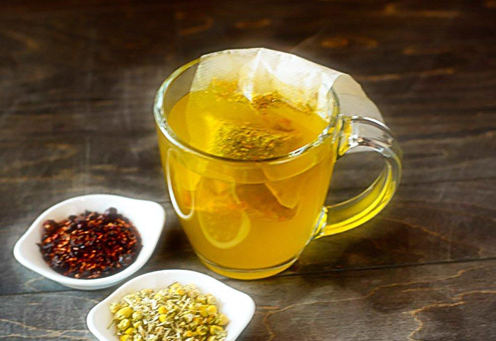 The Doctor Hot Tea Drink