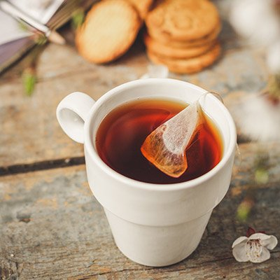 Satellite Tea