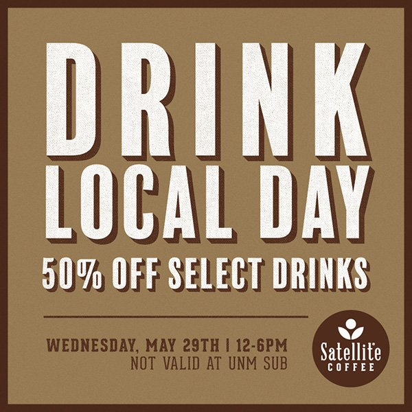 Drink Local Day