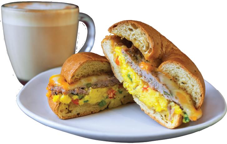 Rise and Shine Sandwich