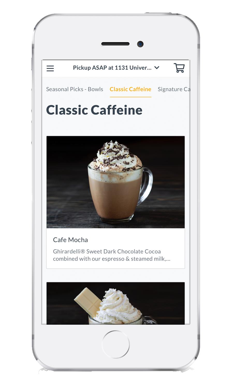 Satellite Coffee Smartphone App