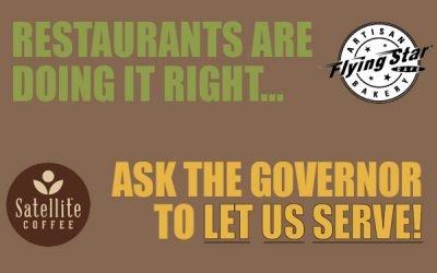 Let Us Serve