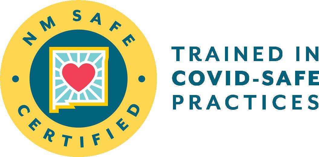 NM Safe Certified Seal