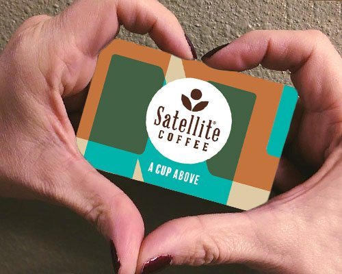 Satellite Gift Cards
