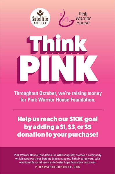 Support Pink Warrior House Foundation